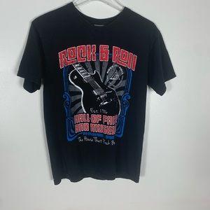 2013 Rock n Roll Hall of Fame tee